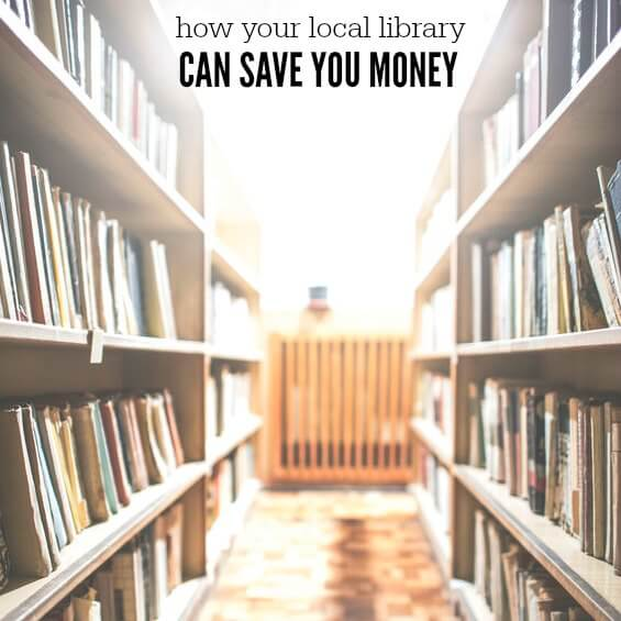 How to Save Money By Using your City Library