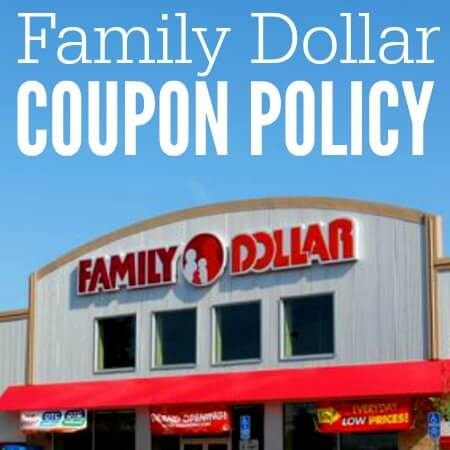 Family Dollar Coupon Policy – Everything you need to know