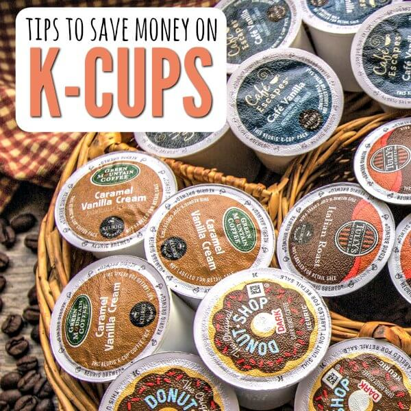 How to save on K-cups