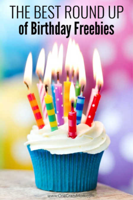 Check out all of these places that will give you birthday freebies on your special day. Everyone loves free stuff. Get freebies on your birthday!