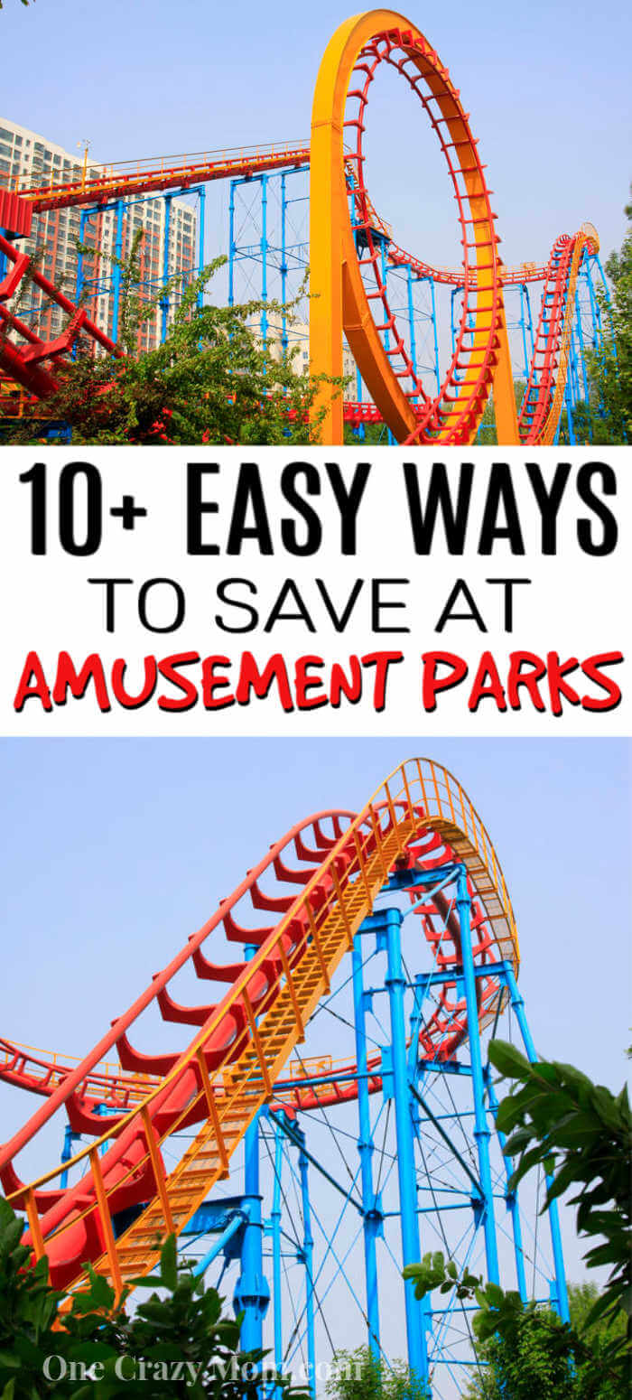 It is time to learn how to save at amusement parks. Summer time brings family togetherness and fun times! We have the best theme park money saving tips.
