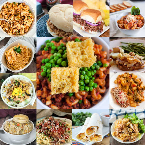 Get dinner on the table with very little effort thanks to these Easy Slow Cooker Meals for busy moms. Find over 20 recipes that are delicious and so easy.