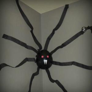 How to Make a Spider for Halloween
