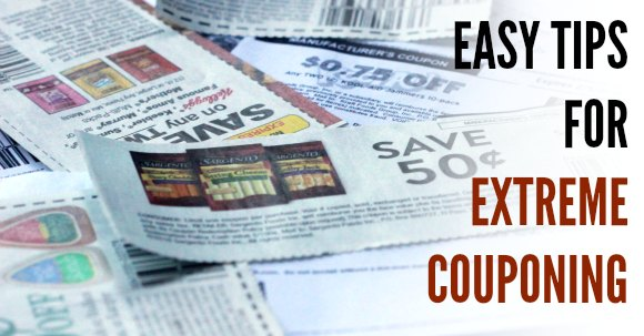 Extreme Couponing For Beginners How To Extreme Coupon