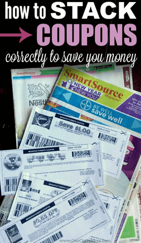 Once you have learned How to Stack Coupons you will then be able to really save money at your local stores. Find out how to stack coupons to maximize your savings. Stacking coupons is great for the budget.