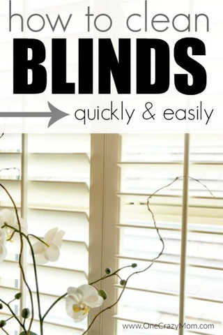 Do you need to clean your blinds but keep putting the task off? Learn how to clean blinds quickly and easily with these easy tips.