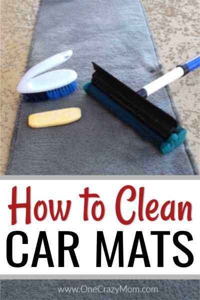 How To Clean Car Mats The Best Way To Clean Car Mats
