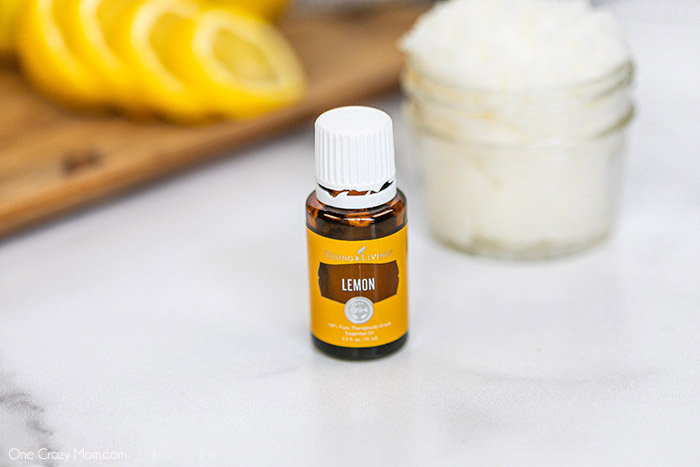 Lemon sugar scrub is all natural and works great. Make this easy sugar scrub with just 3 simple ingredients. DIY lemon sugar scrub smells amazing.