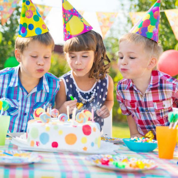 The best Birthday Party Games for Kids for any theme!