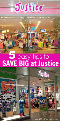 Here are easy tips for saving on clothes from Justice for girls. Get cheap Justice clothes for girls with these easy tips that include online coupons for Justice. You can also save with Justice in store coupon. Learn 5 tips to save big at Justice!