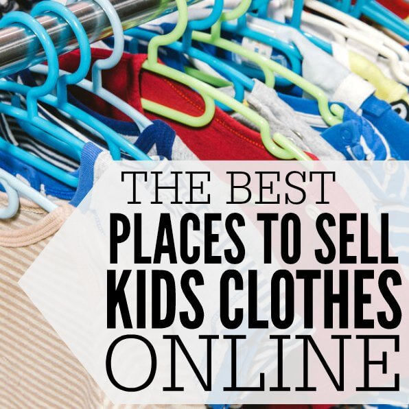 Find the best place to sell clothes online for cash. You will learn the best website to sell clothes. Best place to sell clothes online for money. Sell clothes for cash online. Learn the best places to sell online kid's clothes, teen clothes and more. The best site to sell clothes.