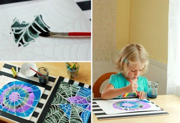 Try some of these easy Halloween crafts for kids. These easy Halloween crafts for kids are fun for all ages. Find over 20 Kids crafts for Halloween everyone will have a blast doing!