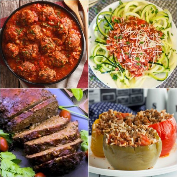 30+ Frugal Ground Beef Crock Pot Recipes