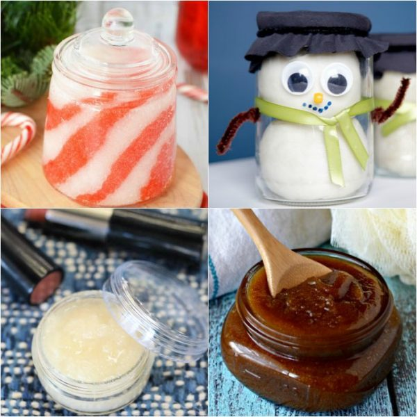 Non Food Gifts in a Jar that anyone will love!