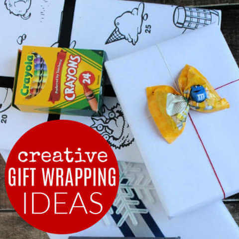 5 Creative Christmas Gift Wrapping Ideas