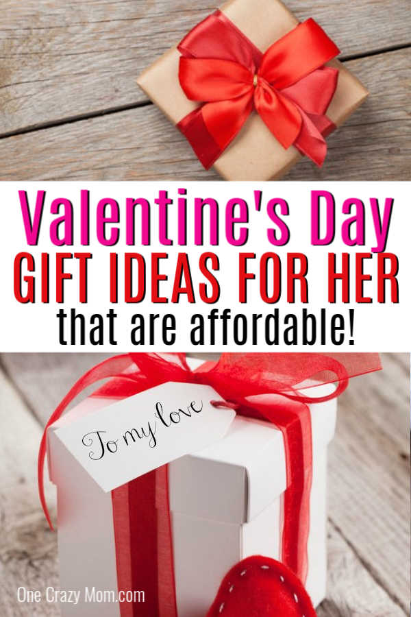 Over 25 Valentine S Day Gifts For Her On A Budget The Best Gift Ideas