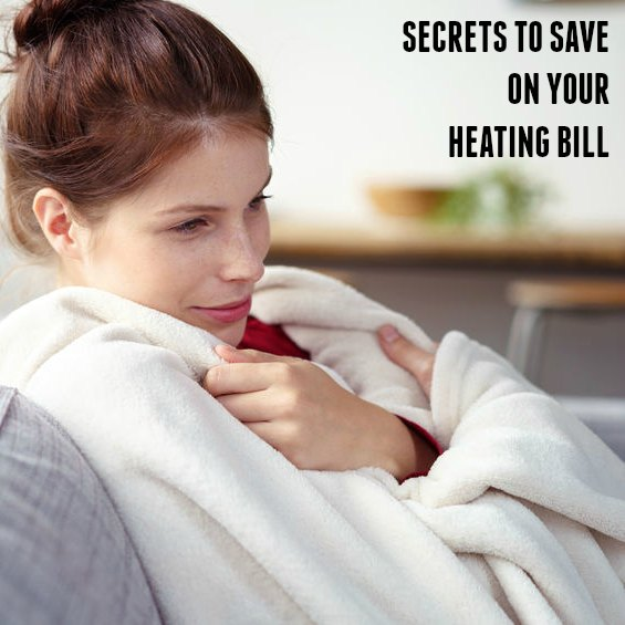 With Fall on the horizon, it is only a matter of time before Winter is here. Learn how to save money on heating bill with little effort but big savings!