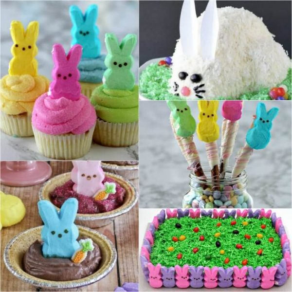 21 Quick and Easy Easter Dessert Recipes That Everyone will Adore!