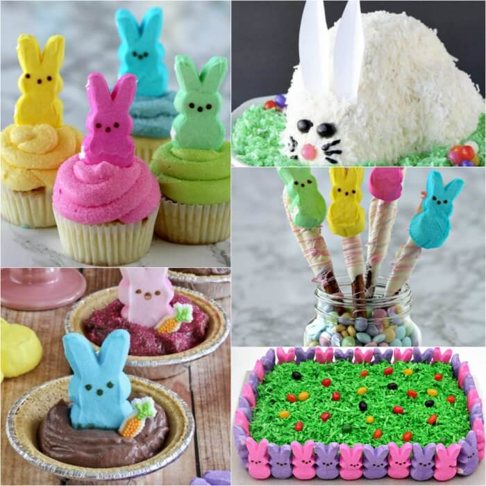 Here Are 21 Quick And Easy Easter Dessert Recipes That Everyone Will Adore These Cute