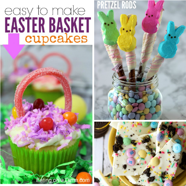 Easy easter desserts 21 cute easter desserts for kids here are 21 quick and easy easter dessert recipes that everyone will adore these cute negle Images