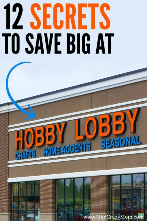 How to Save Money at Hobby Lobby. We have 12 ways to save money the next time you are shopping at Hobby Lobby. Here are money saving tips you need to know.