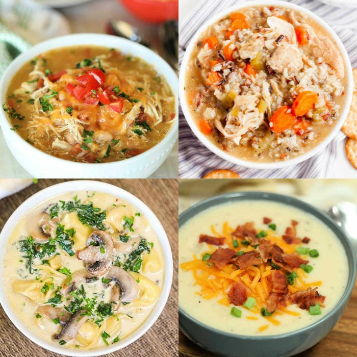 Crock Pot Soup Recipes Over 30 Crockpot Soup Recipes
