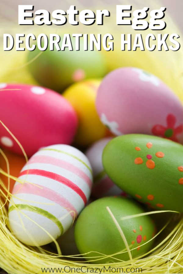 We have 25 Easter egg decorating ideas that are so easy and the kids will love. Gather the family together and make lots of sweet memories with these ideas.