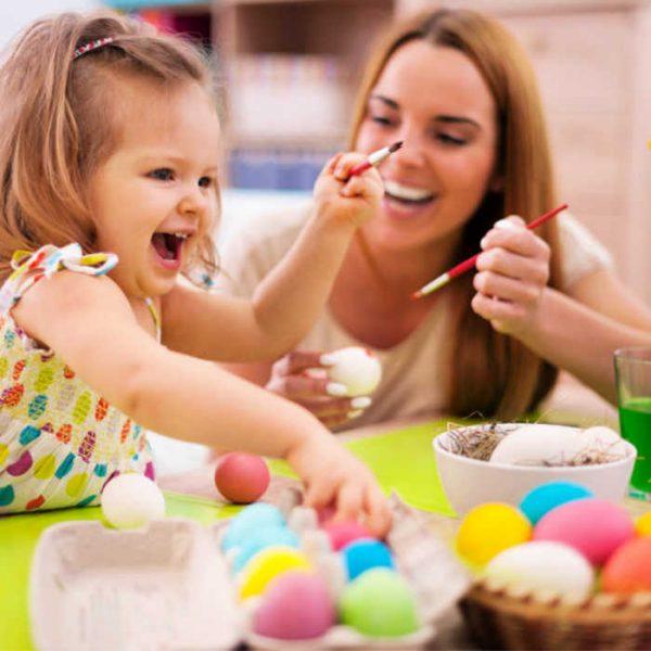 25 Frugal Easter Egg Decorating ideas