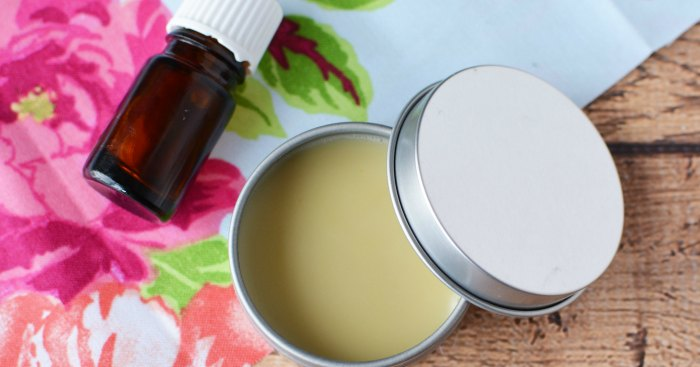 Learn how to make all natural cocoa butter lip balm. You will love all natural cocoa butter lip balm to soothe dry skin. Homemade lip balm is so simple.