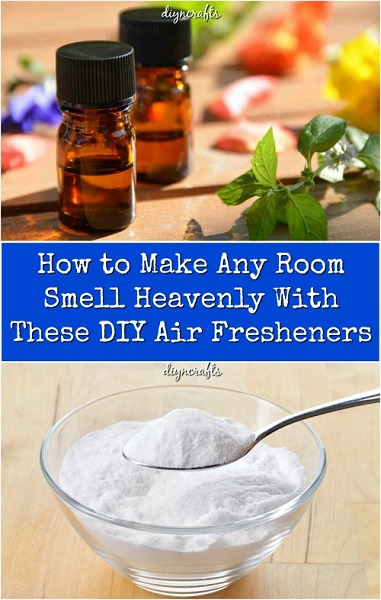 Diy Air Fresheners Natural Air Fresheners For Your Home