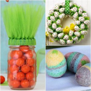 Quick and Easy Easter Crafts for Kids