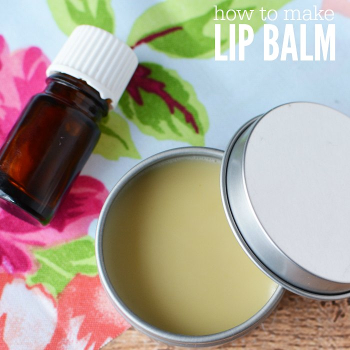 The Best All Natural Cocoa Butter Lip balm