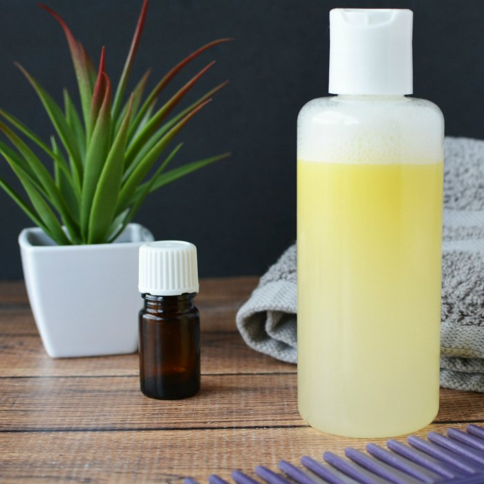 You're going to love this Homemade Dandruff Shampoo. Forget paying way to much at the store when you can make this DIY dandruff shampoo at home. Try it!