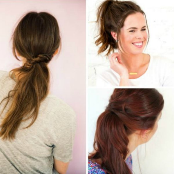 Find 25 quick and easy Ponytail Hairstyles for Busy Moms. Look fabulous with simple Ponytail Hairstyles for Moms. Try Quick and easy ponytail hairstyles.