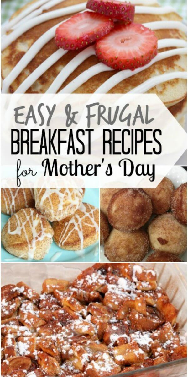 Easy breakfast in bed ideas for mother 39 s day mothers day for Breakfast ideas for mom