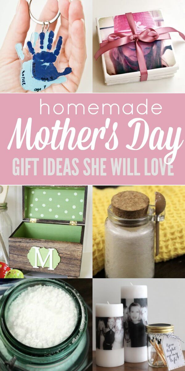 Best Homemade Mothers Day Gifts Homemade Mothers Day