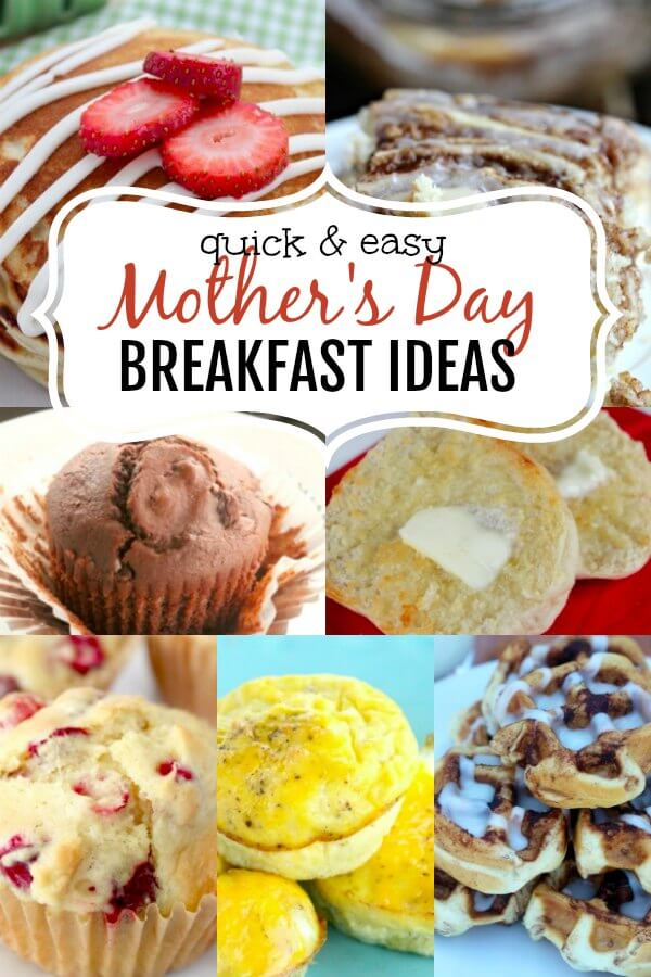 Easy breakfast in bed ideas for mother 39 s day mothers day for Easy breakfast in bed ideas