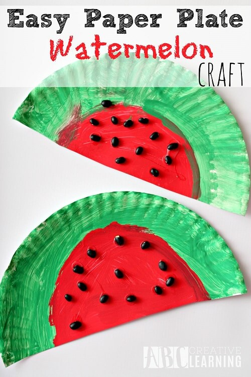 Take a look at these easy summer paper plate crafts for kids. Plates make great crafts and the kids will have a blast. Plus, paper plate crafts for kids are inexpensive. Choose from 20 easy paper crafts for kids. Paper plate crafts are perfect for rainy days and when it is too hot. Try this Summer crafts for kids!
