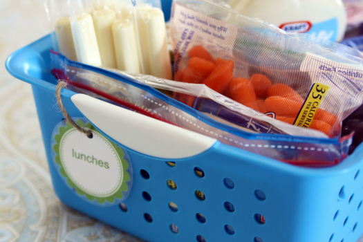 Here are 25 easy Back to School Organization Ideas to help you stay organized this school year. Easy school organization ideas to help your kids.