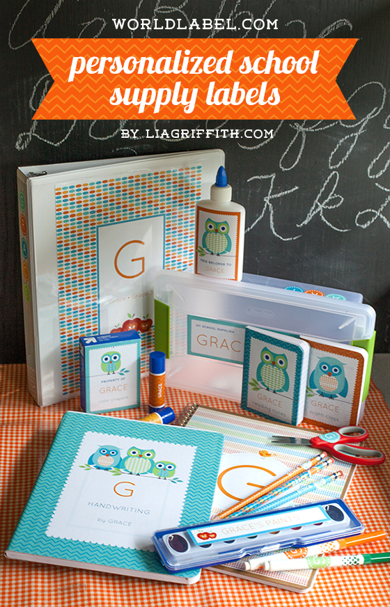 Here are 15 DIY back to school organization ideas to have a great school year! Streamline all the paperwork that comes home for an organized school year!