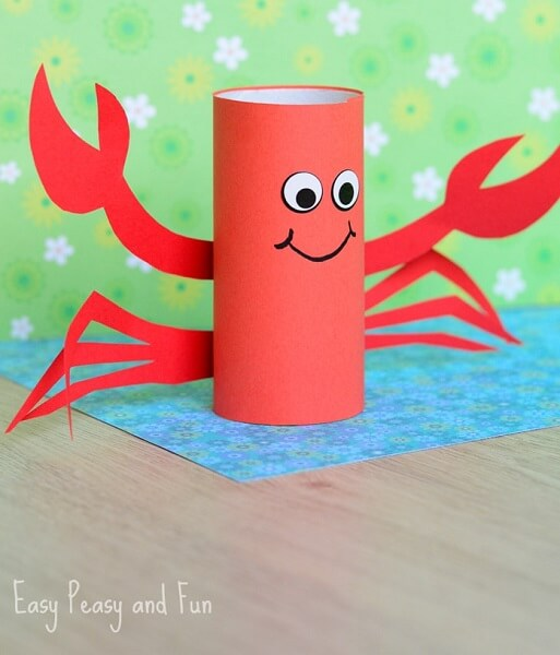 Looking for summer crafts for kids? Find 35 easy summer crafts for kids here. These can be used for almost all ages and they are quick and easy to make. These summer craft ideas are budget friendly. Try one of these summer craft ideas for kids.