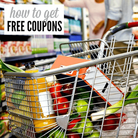 How to Get Free Coupons for Groceries