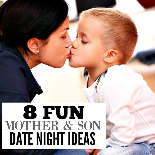 Here are 8 mom and son date night ideas. Choose from several fun mother son bonding activities that are sure to make for a special night.