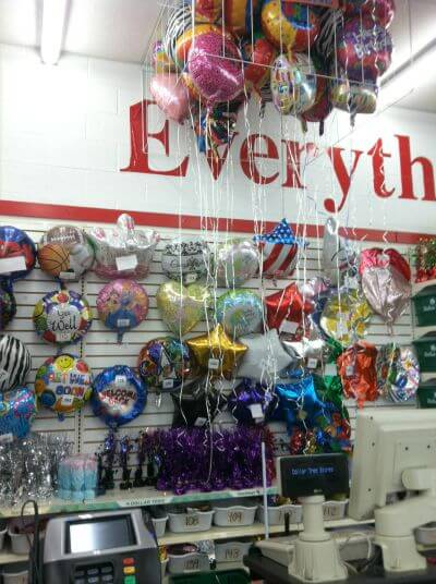 Best Things To Buy At Dollar Tree Store 21 Ideas Save You Money Rh Onecrazymom Com General Balloons Helium