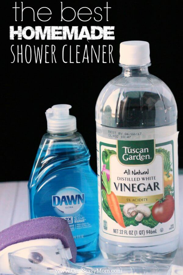 Best Homemade Shower Cleaner Best Shower Cleaner Bathtub Cleaner - Best all natural bathroom cleaner
