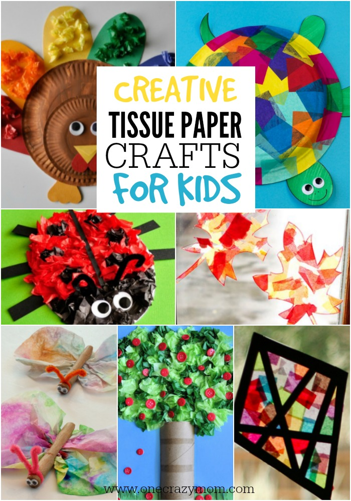 tissue paper craft ideas tissue paper crafts for 20 tissue crafts that 5587