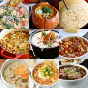 25 Fall Soup Recipes to Make this Year