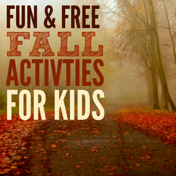 5 FREE Fall Activities for Kids