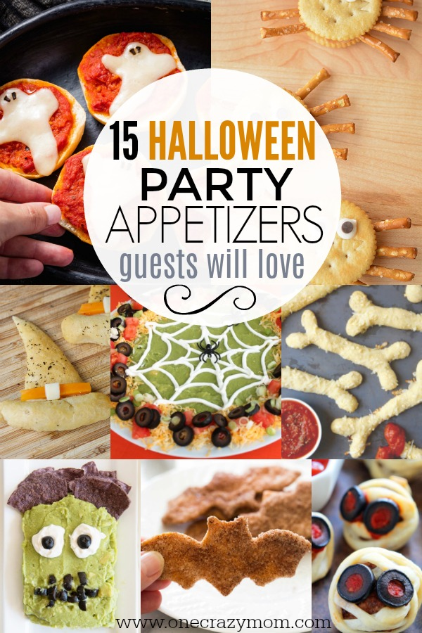 check out these fun halloween party appetizers 15 easy halloween appetizers that will be a