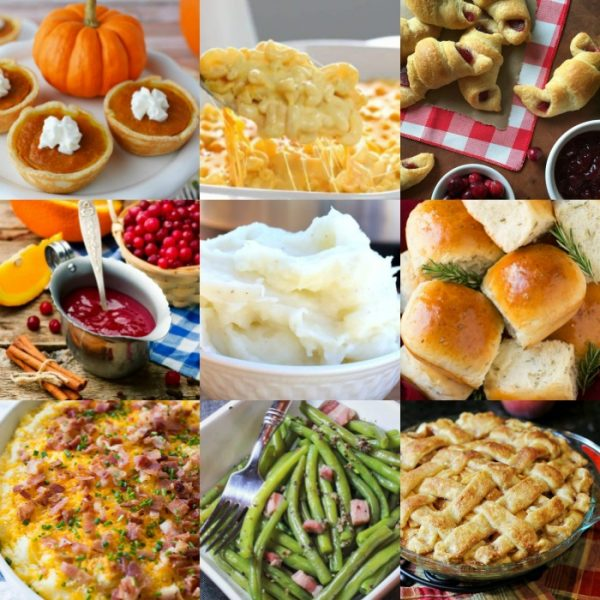 30 Easy Thanksgiving Recipes You Have to Try
